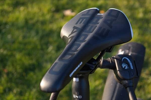MTB saddle
