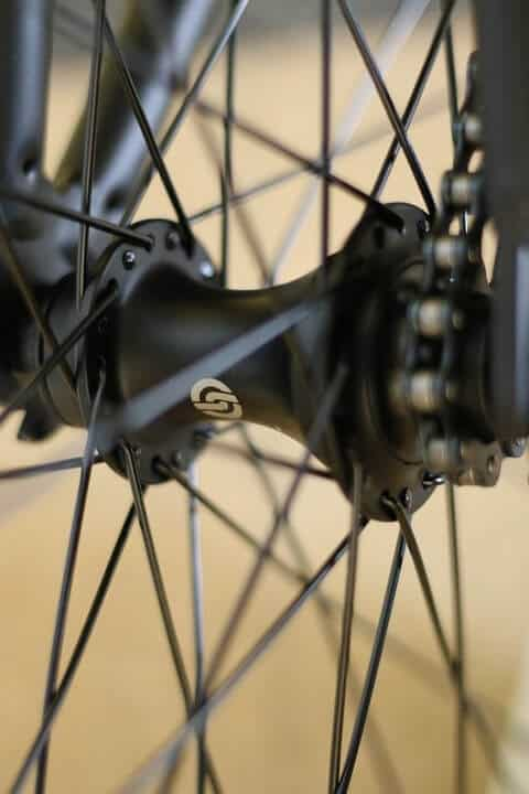 Bike hub